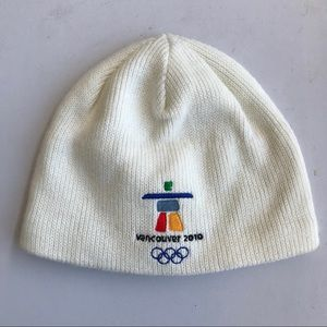 Vancouver 2010 Olympics beanie